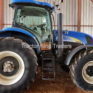 2001 New Holland T6090 Tractor
