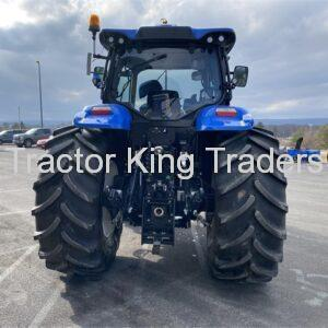 2017 New Holland T7.210
